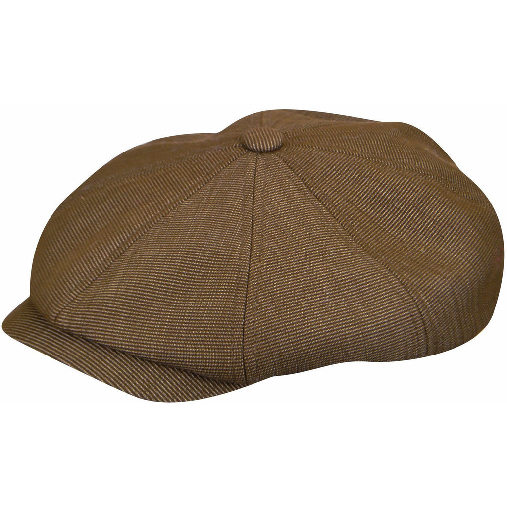 Bailey Britten Newsboy Cap OLIVE / L, Hats - BAILEY, Levine Hat Co. - 2
