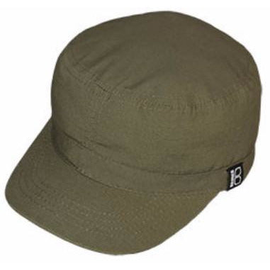 Ripstop Military Cap OLIVE / L, HATS - BRONER, Levine Hat Co. - 2