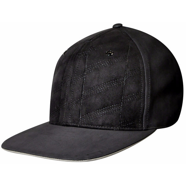 Kangol Quilted Links Baseball Cap BLACK / L, HATS - KANGOL, Levine Hat Co.