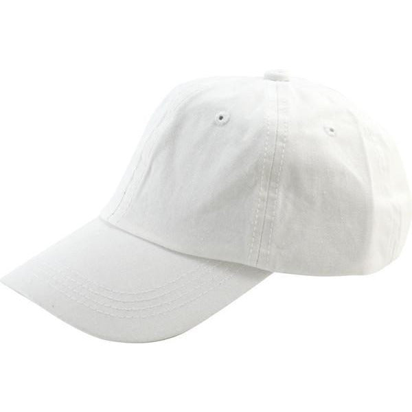 White Washed Baseball Cap , cap - Levine Hat Co., Levine Hat Co.