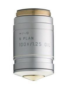 Leica 100x Oil N Plan Microscope Objective - 11506207