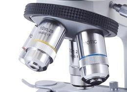 Achromatic Objectives for Motic B1 & B2 Series Microscopes