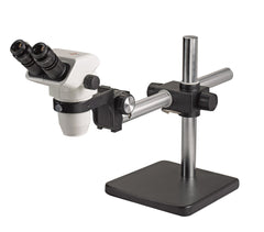 Accu-Scope 3075 / 3076 Zoom Stereo Microscope on Boom Stand