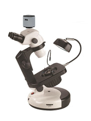 Accu-Scope 3076 Gemological Digital Microscope