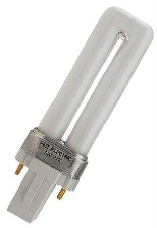 Accu-Scope 5W Fluorescent Microscope Bulb 3368 (2 Pin-Style)