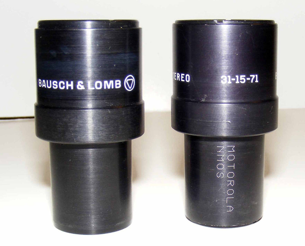 Bausch & Lomb Stereo Microscope Eyepiece Top Lens 31-15-71