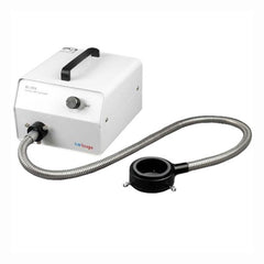 150W Fiber-Optic Microscope Illuminator with Ring-light