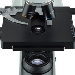 AmScope 40X-1000X LED Biological Trinocular Compound Microscope