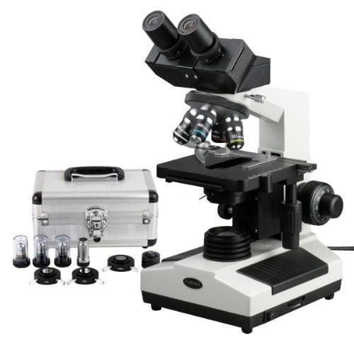 AmScope Phase Contrast Doctor Veterinary Compound Microscope