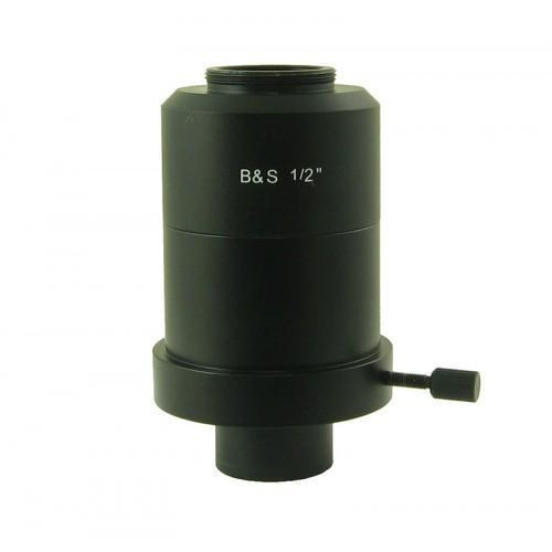 Accu-Scope C-Mount Adapter For EXC-120 Microsocpes