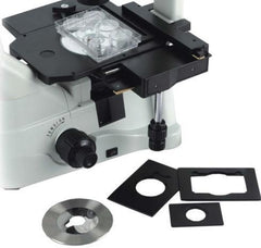 Stage Accessories For Accu-Scope EXI-310 Microscope