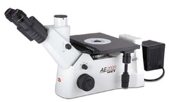 Motic AE2000MET Metallurgical Digital Microscope Package