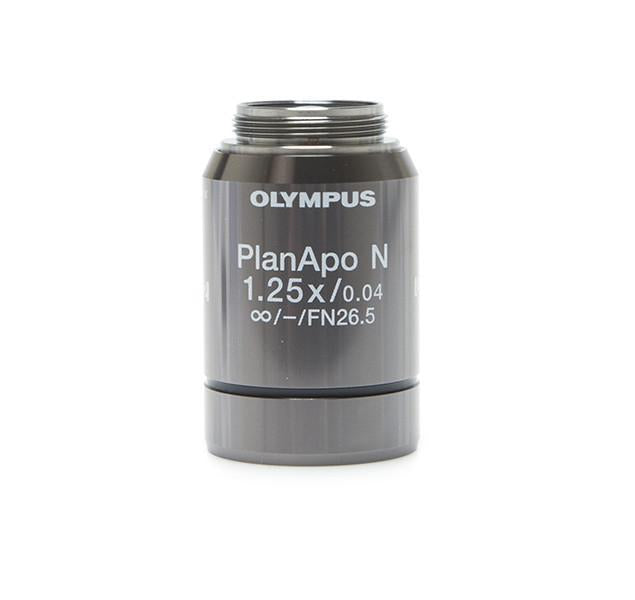 Olympus PlanApo N 1.25x Microscope Objective