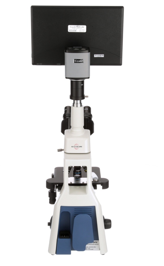 Accu-Scope EXC-120 LED HD Digital Microscope