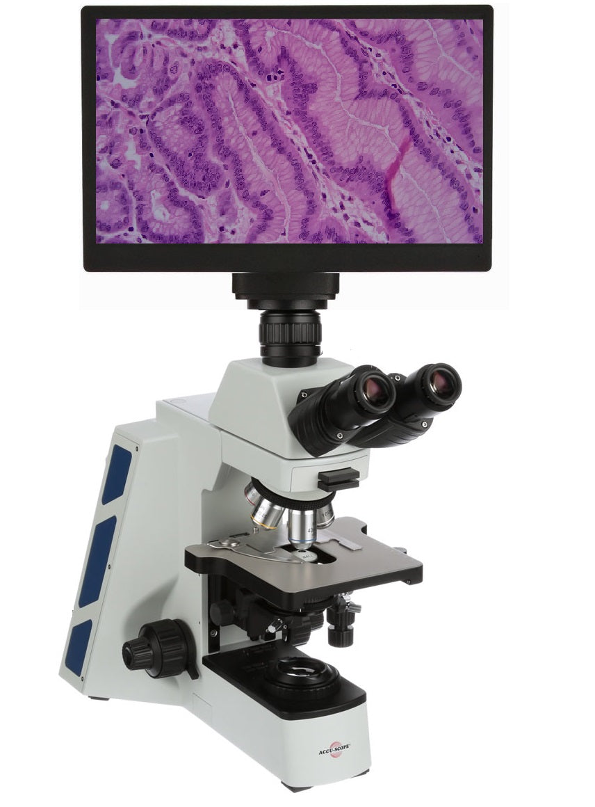 Accu-Scope EXC-400 HD Digital Microscope