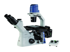 Accu-Scope EXI-310 Inverted Phase Contrast LED Fluorescence Microscope