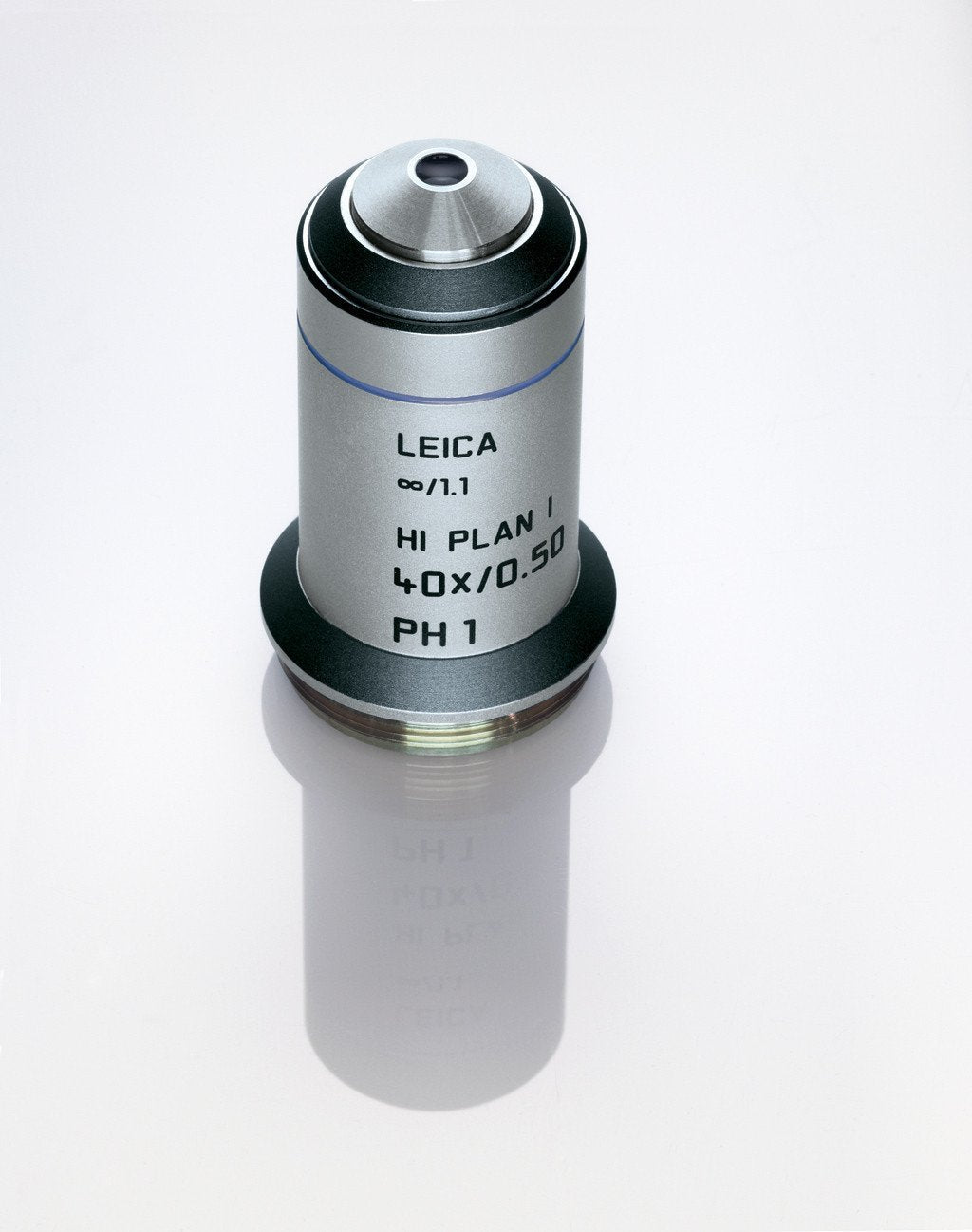 Leica HI PLAN I 40x/0.50 PH1 Microscope Objective