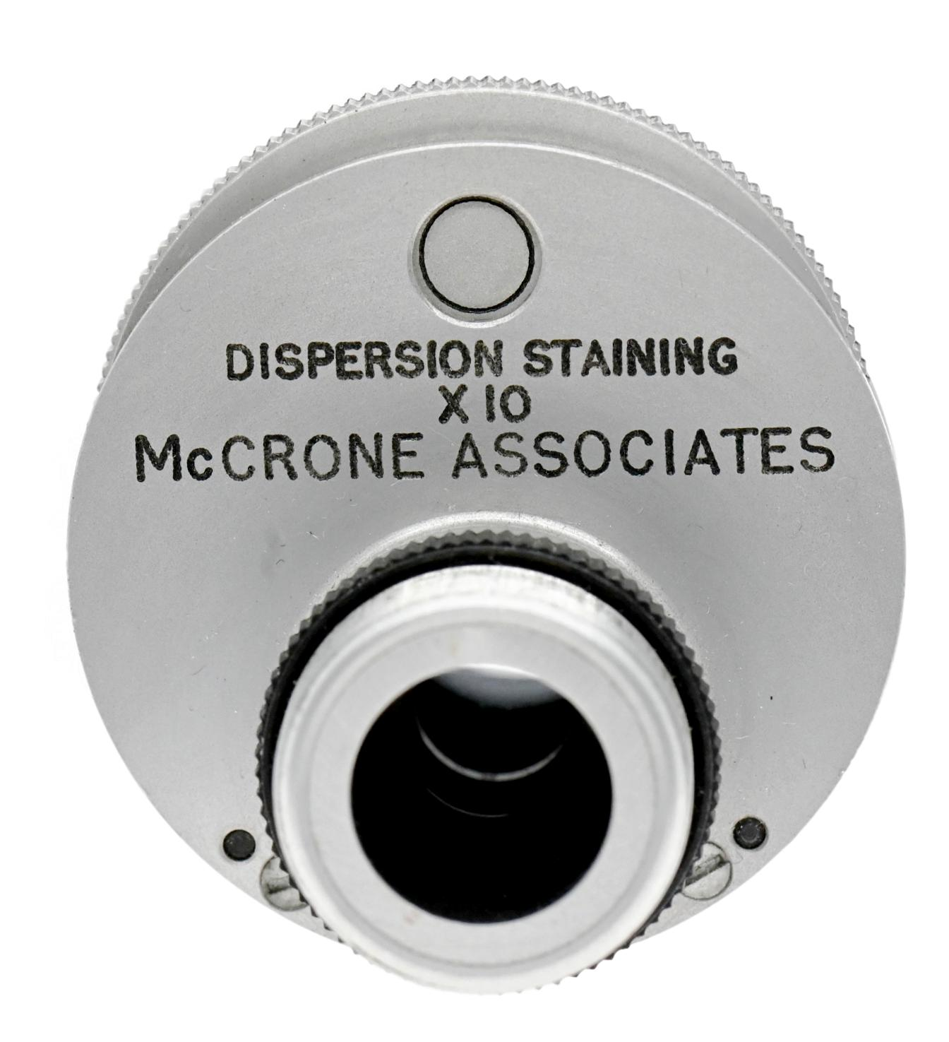 McCrone Despersion Staining 10x Objective