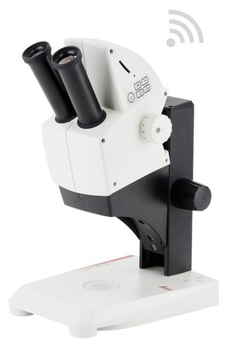 Leica EZ4 W Stereo Microscope w/ Integrated WiFi Camera