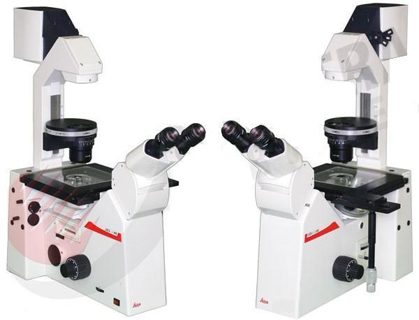 Leica DMIRB Inverted Leica Modulation Contrast Microscope