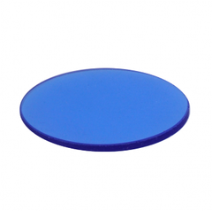 Meiji MA562 Blue Filter For EM Series Stereo Microscopes - 27mm