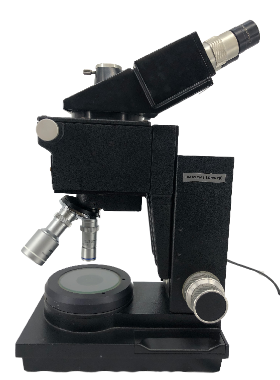 Bausch & Lomb MicroZoom Metallurgical Microscope