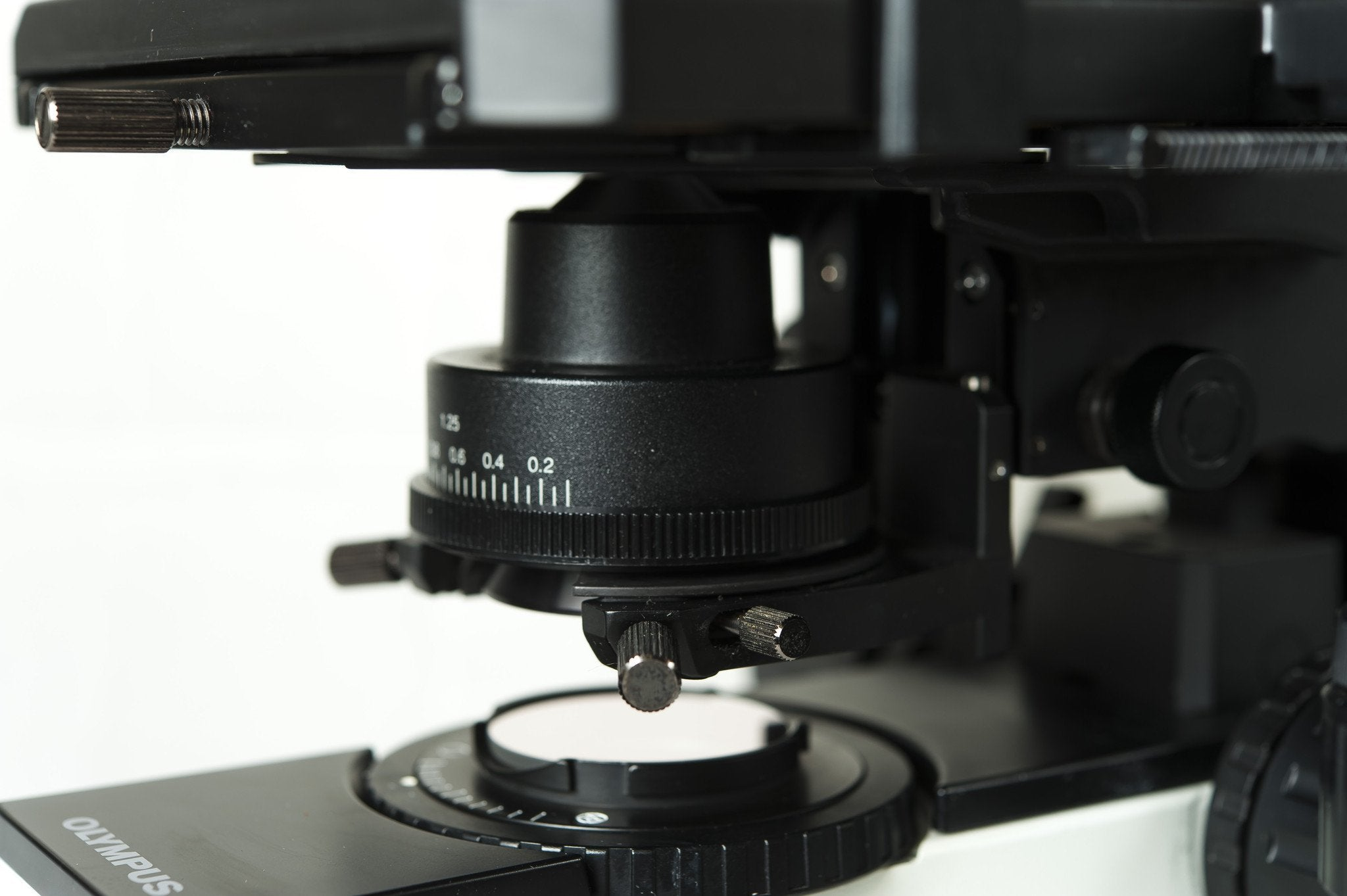 Olympus BX40 Dual Viewing Microscope - Face-To-Face