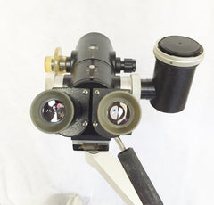 Wallach Codman 3 Magnification Colposcope with Beam Splitter