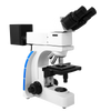 Binocular Metallurgical Microscope Reflected Light 100x - 800x