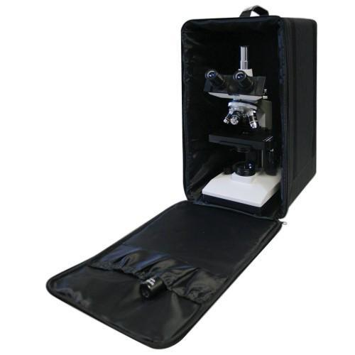 Hard Sided Microscope Carrying Case
