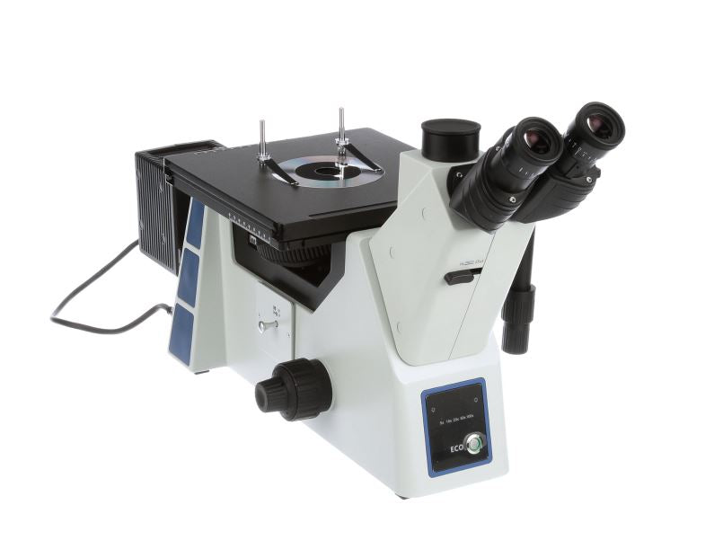 Unitron Versamet 4 Inverted Metallurgical Brightfield Microscope