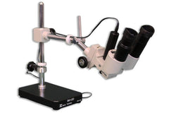 Meiji BM and BMK Series Long Arm Stereo Microscope