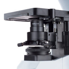 40X-1000X Infinity-corrected Darkfield Live Blood Microscope and 1.2MP Low-noise Camera