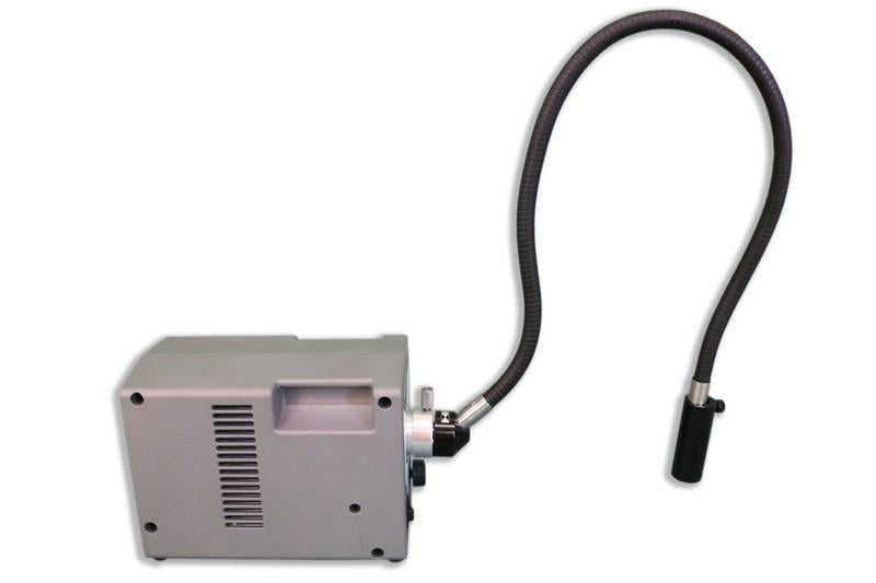 Meiji FL-6000-US-SG Single Arm LED Fiber Optic Illuminator