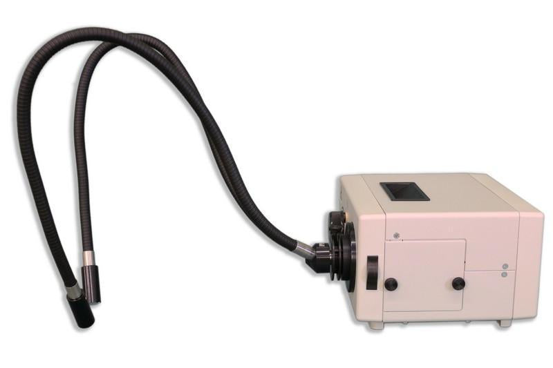 Meiji FT191 Dual Arm Fiber Optic Illuminator - 150W