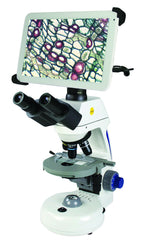 "Swift M10T-BTW2-MP Digital Phase Contrast Microscope  w/ 10"" Tablet"