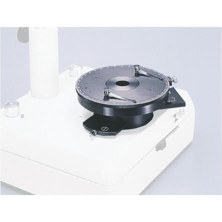Meiji MA761 Rotating Stage With Polarizer