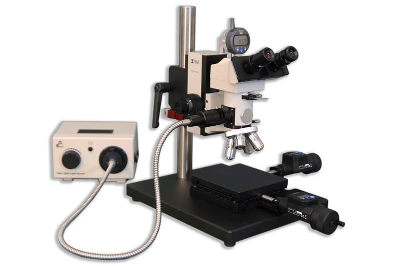 Meiji MC-40 Measuring Microscope