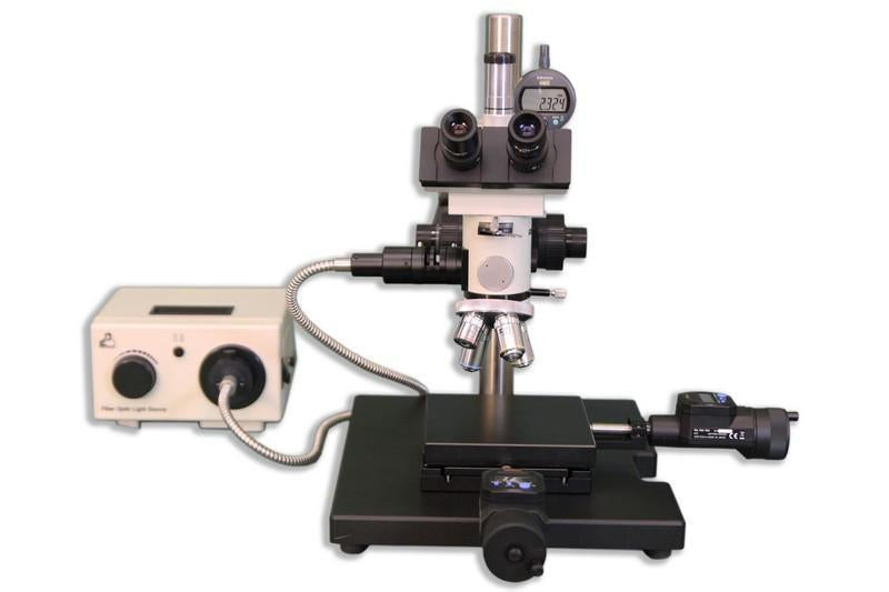 Meiji MC-50 Measuring Microscope