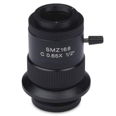 C-Mount Adapters for Motic SMZ 168 Microscope Series