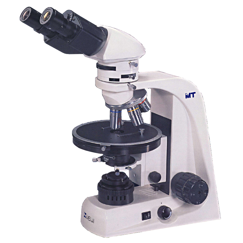 Meiji MT6100 Series PLM NIOSH 9002 Asbestos Microscope