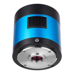 AmScope 6MP Universal Temperature-Regulated CCD Camera for Low-light Fluorescence