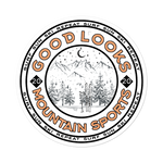 Mountain Sports Sticker