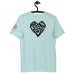 Made With Love Tee (Light Colors)