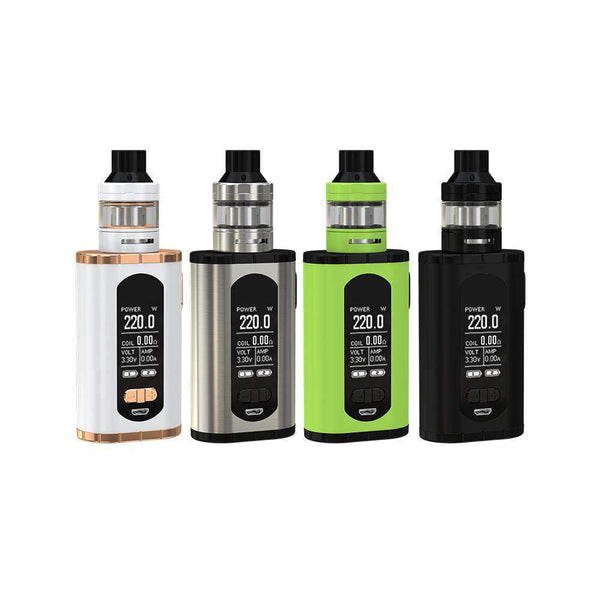 Eleaf Invoke 220W with Ello Tank Starter Kit