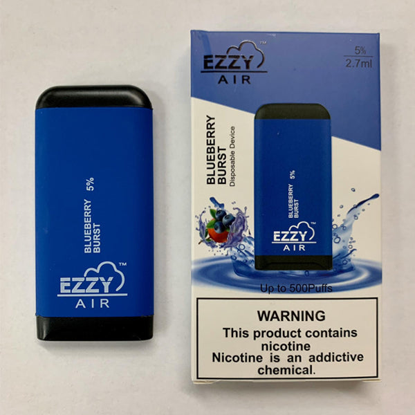 Ezzy Air - Disposable Pod Device Review