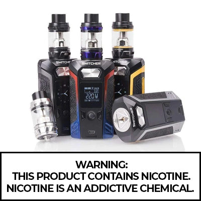 SWITCHER 220W STARTER KIT BY VAPORESSO