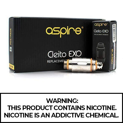 Aspire Cleito EXO replacement coils 5pack
