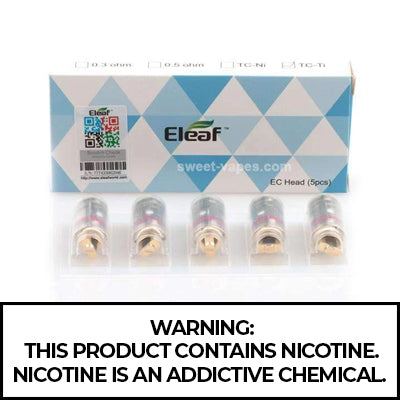 Eleaf EC Head coil 5pack