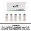 Eleaf icare (IC) Head replacement coils 5pack